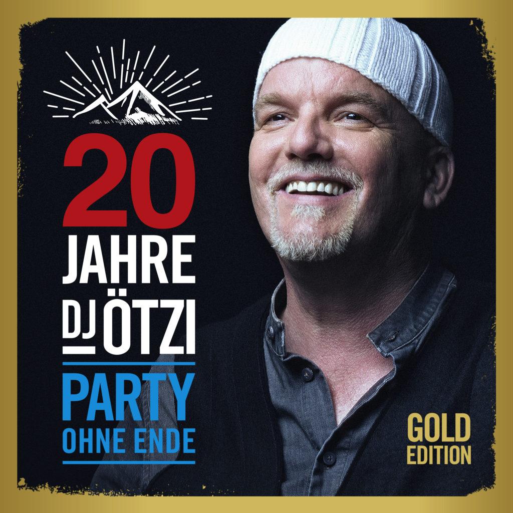 "DJ Ötzi ""20 Jahre"" Gold Edition (2020)"
