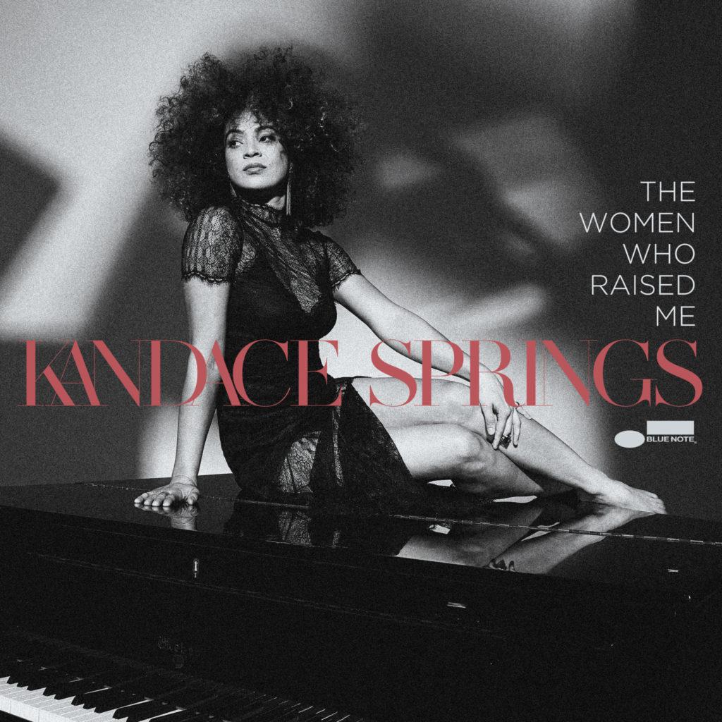 "KANDACE SPRINGS – ""The Women Who Raised Me"" erscheint am 27.03.2020"