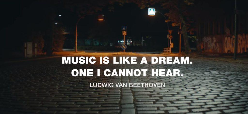 Deaf Hip-Hop World Champion Dances Beethoven Symphony No. 5