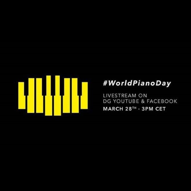 Pianisten von Deutsche Grammophon begehen den Welt-Klavier-Tag mit einem virtuellen Festival