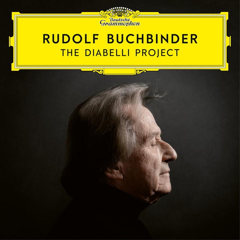 "RUDOLF BUCHBINDER: neues Album ""THE DIABELLI PROJECT"""