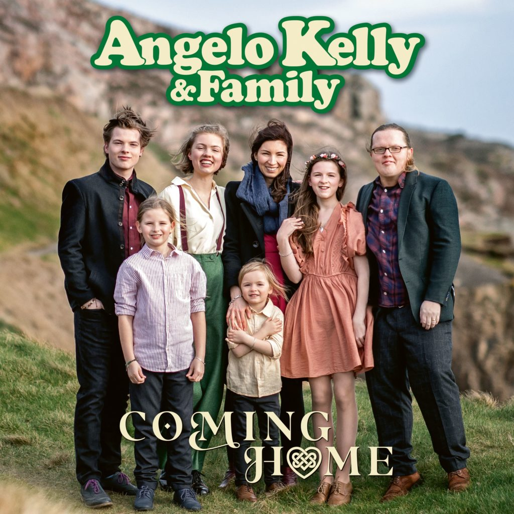 """Angelo Kelly & Family mit neuer Single """"Stay With Me"""""""