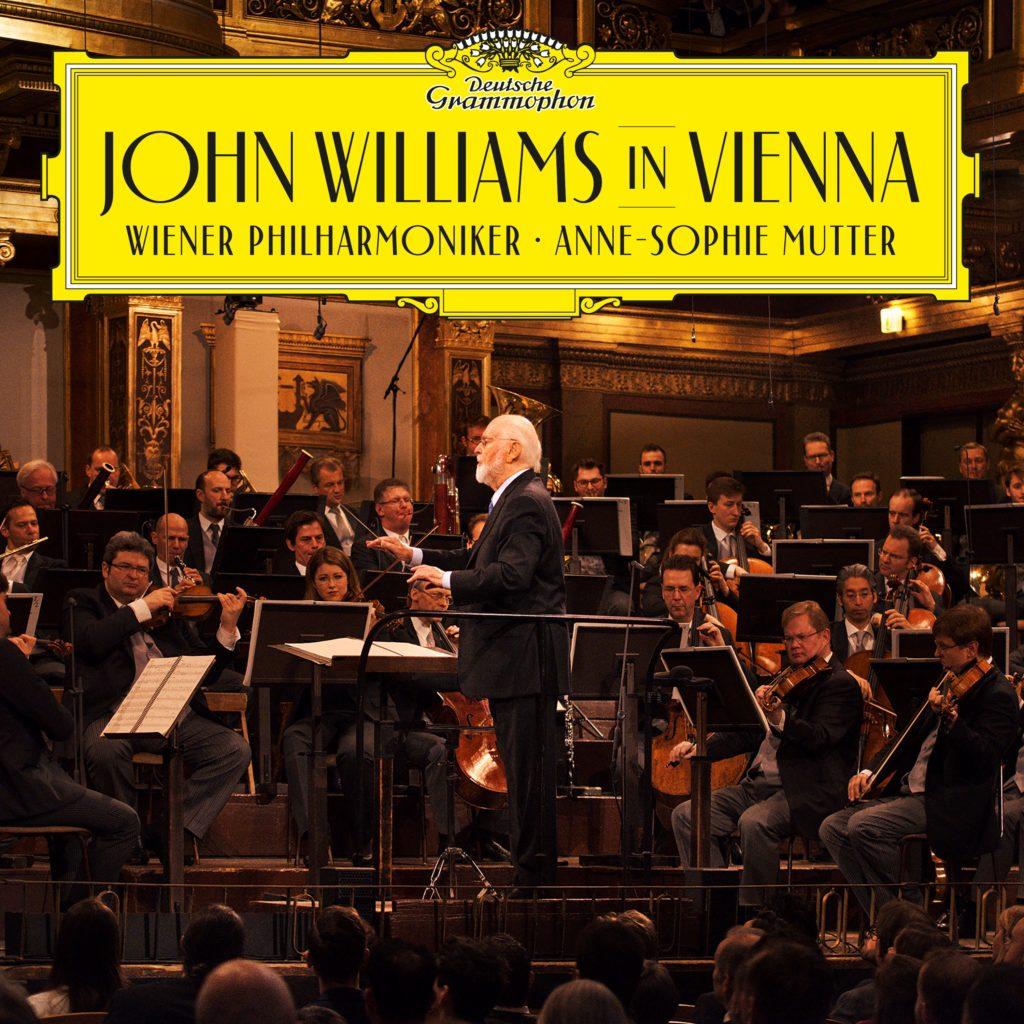 JOHN WILLIAMS dirigiert erstmals die WIENER PHILHARMONIKER!