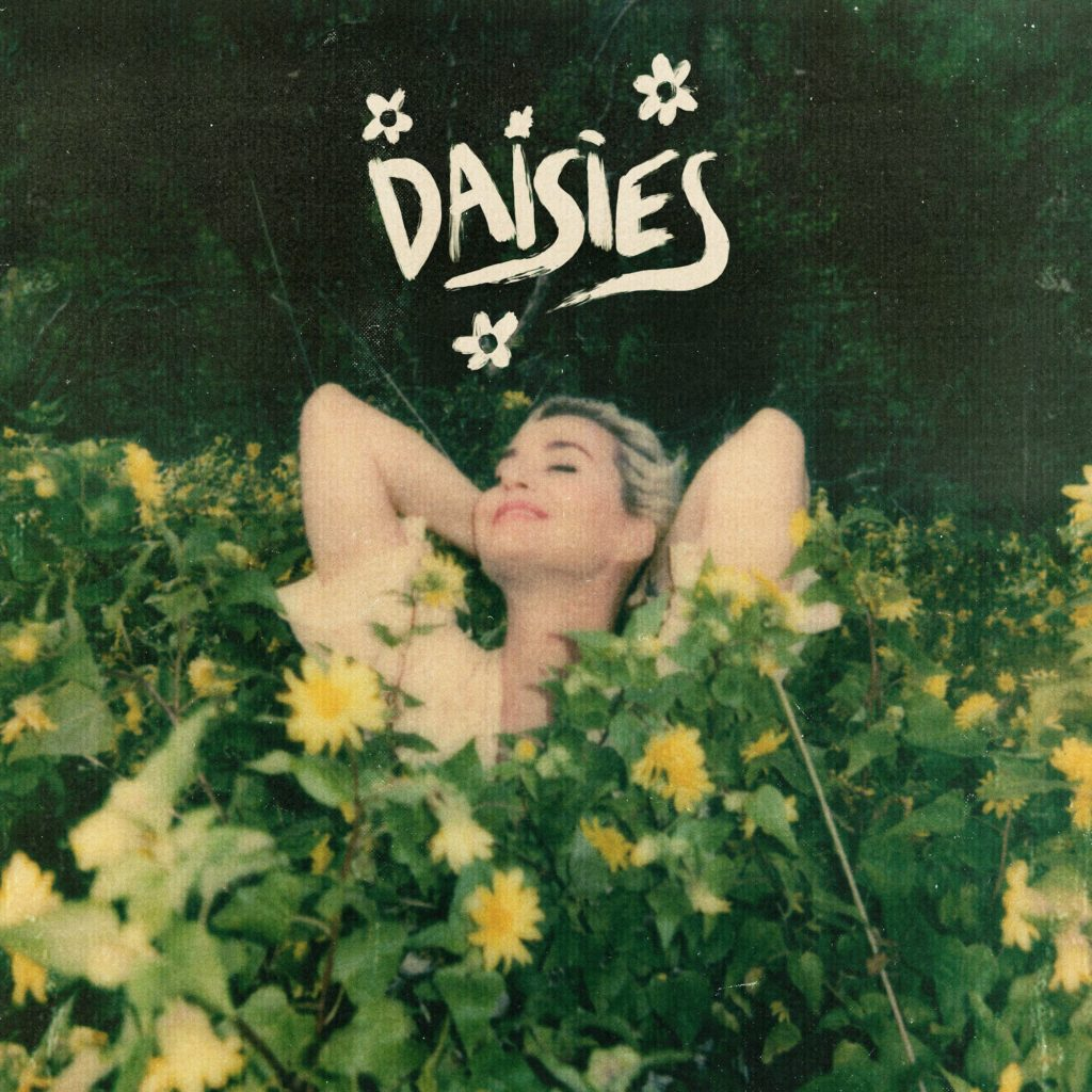 Katy Perry 2020 Daisies Singlecover
