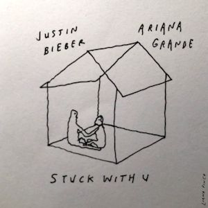 "Justin Bieber & Ariana Grande ""Stuck with U"" (2020)"