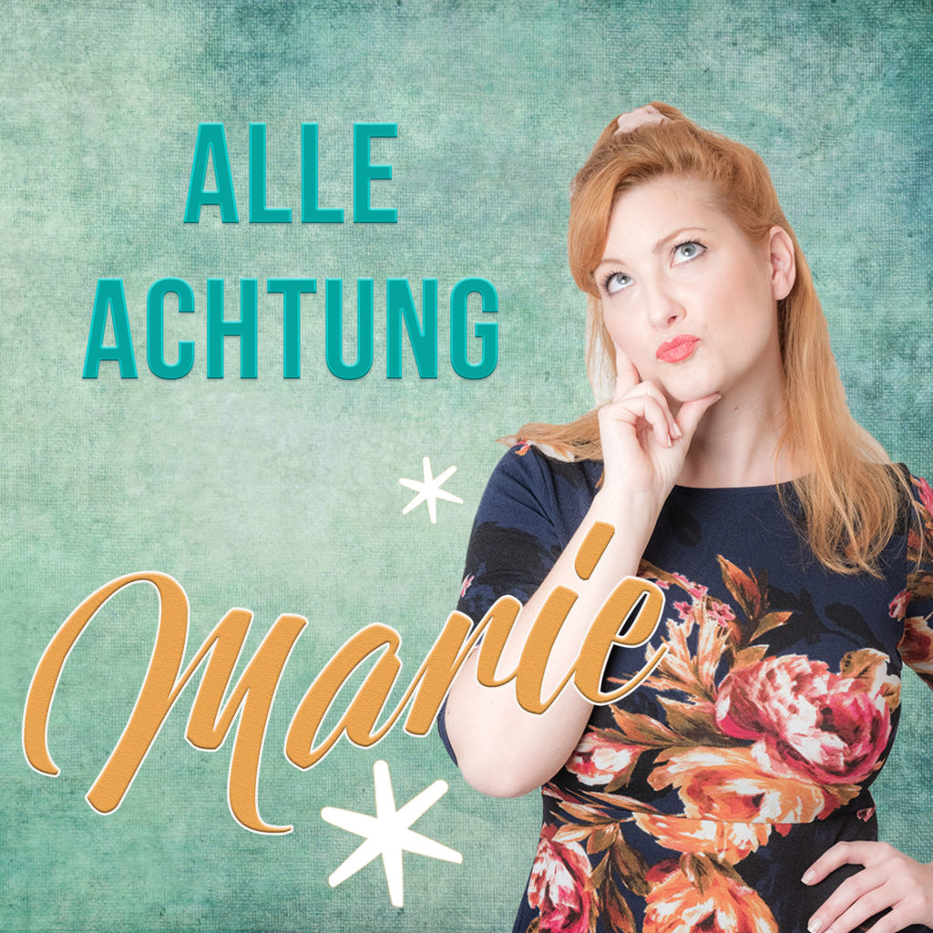 """ALLE ACHTUNG """"Marie"""" (Single 2020)"""