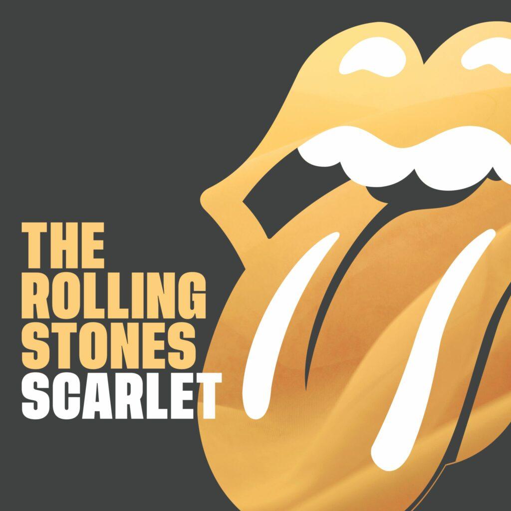 """The Rolling Stones """"Scarlet"""" feiert Premiere"""