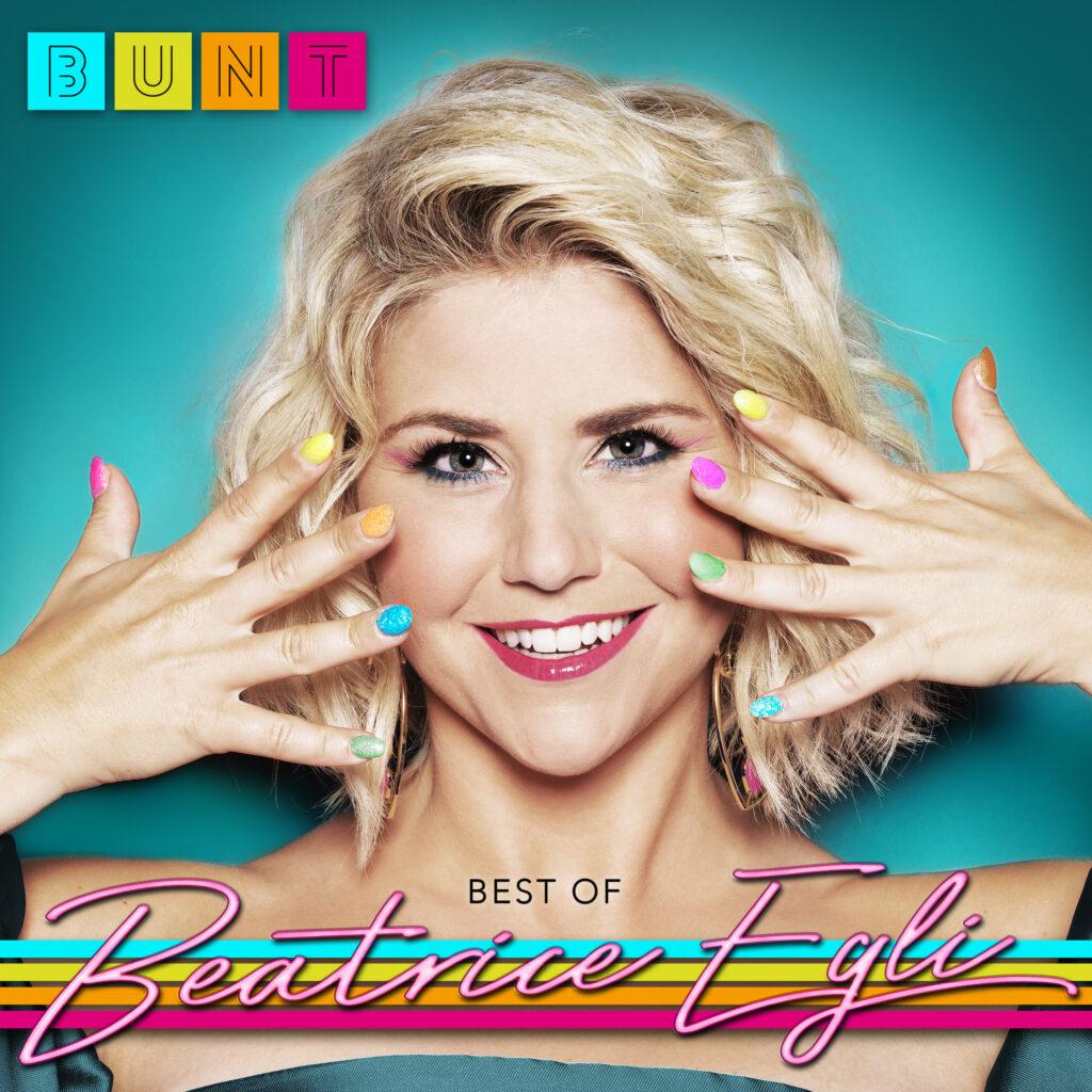 """Beatrice Egli """"BUNT - Best Of"""" (Album 2020)"""