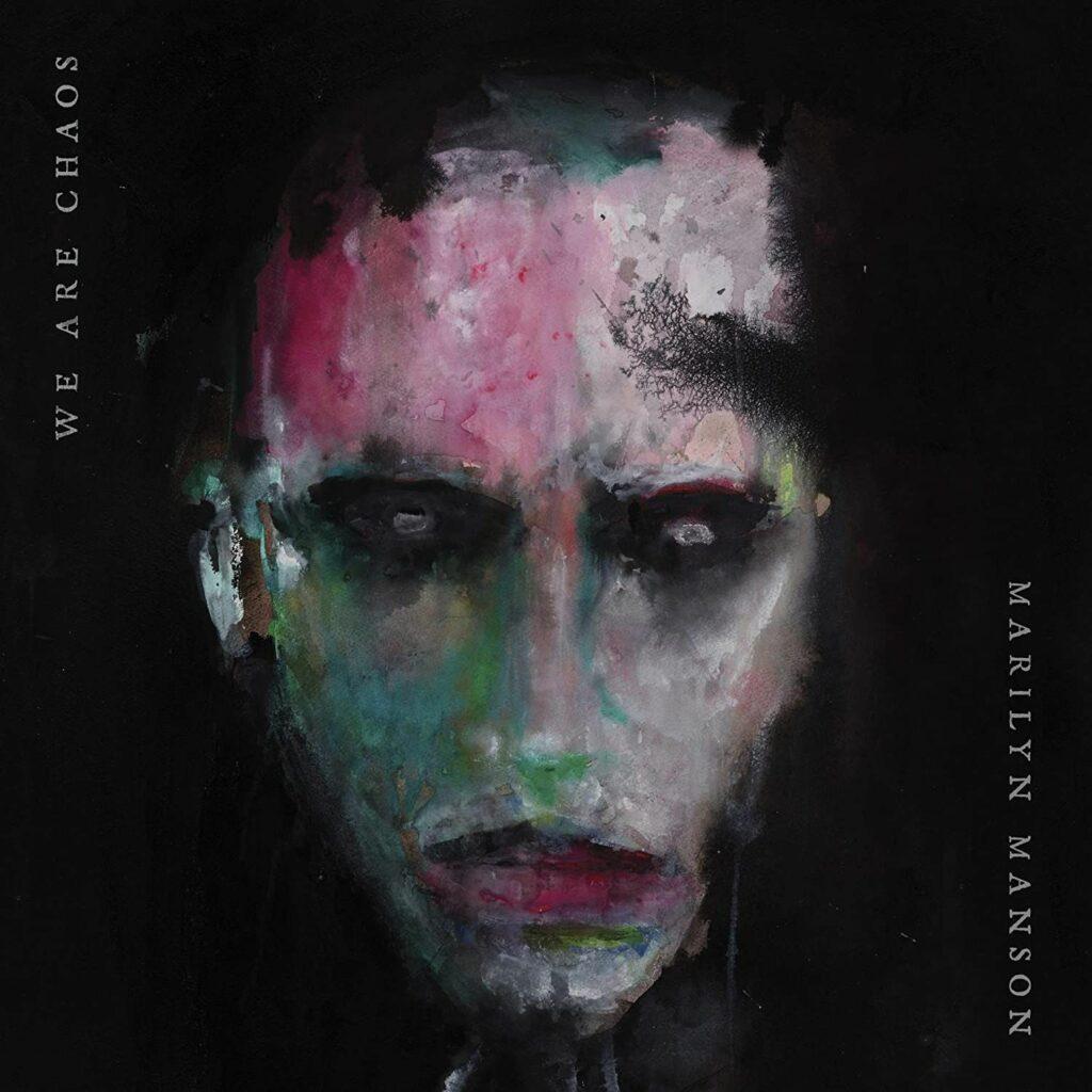 Marilyn Manson WE ARE CHAOS (Album 2020)