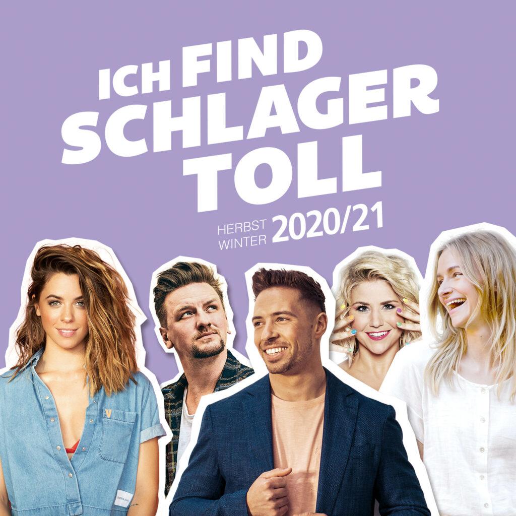 Ich Find Schlager Toll – Herbst/Winter 2020/21