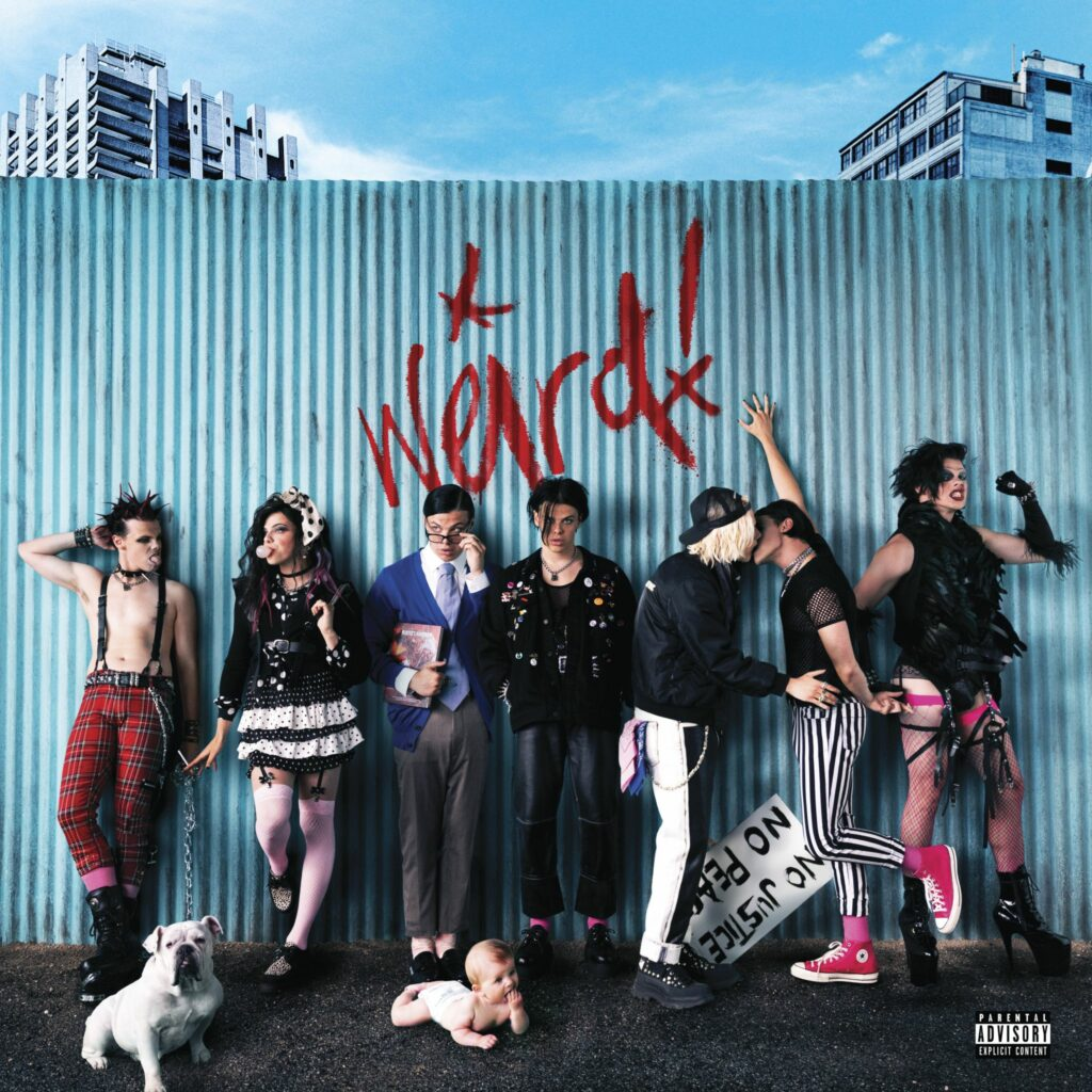 """YUNGBLUD Album """"Weird!"""""""