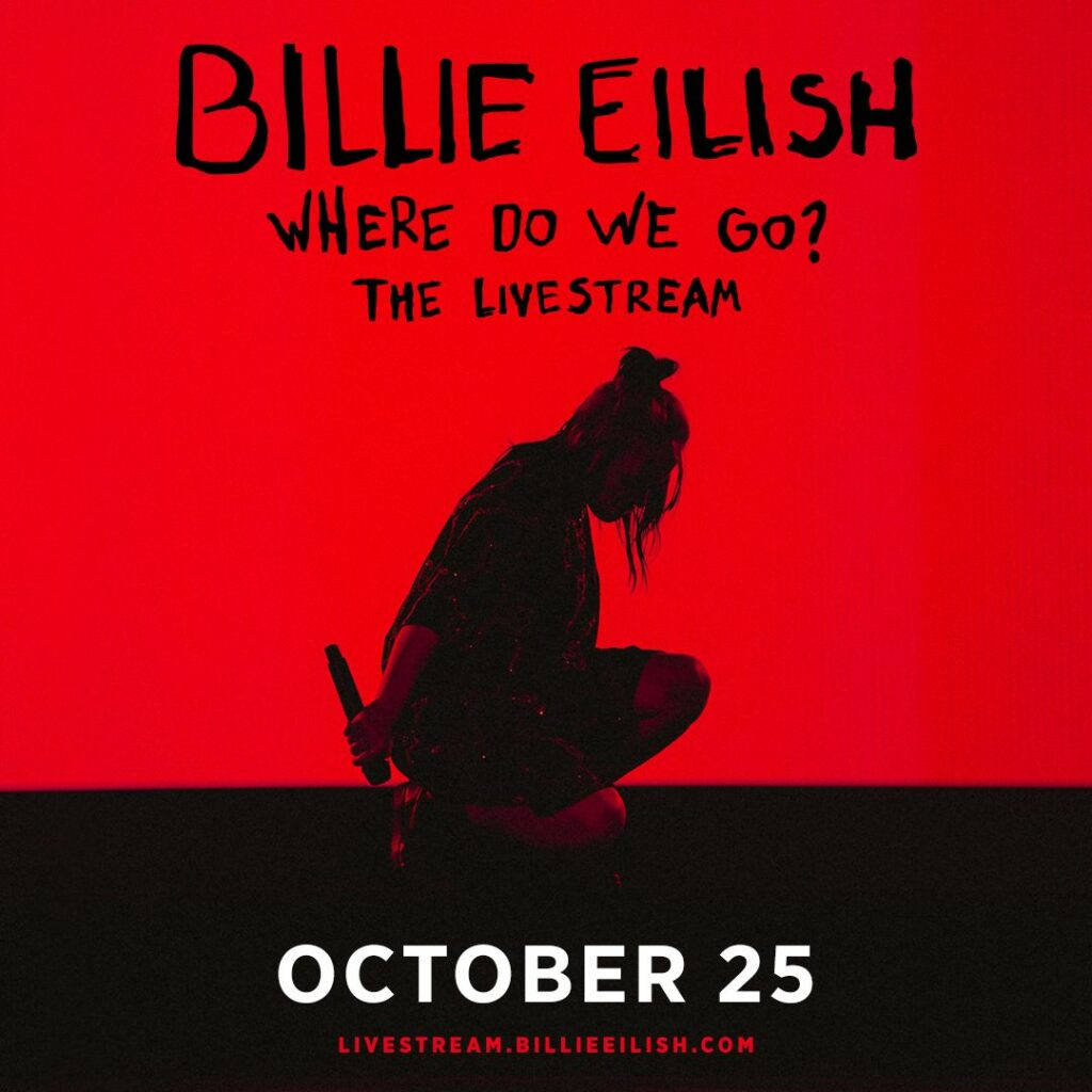 Billie Eilish Livestream 2020