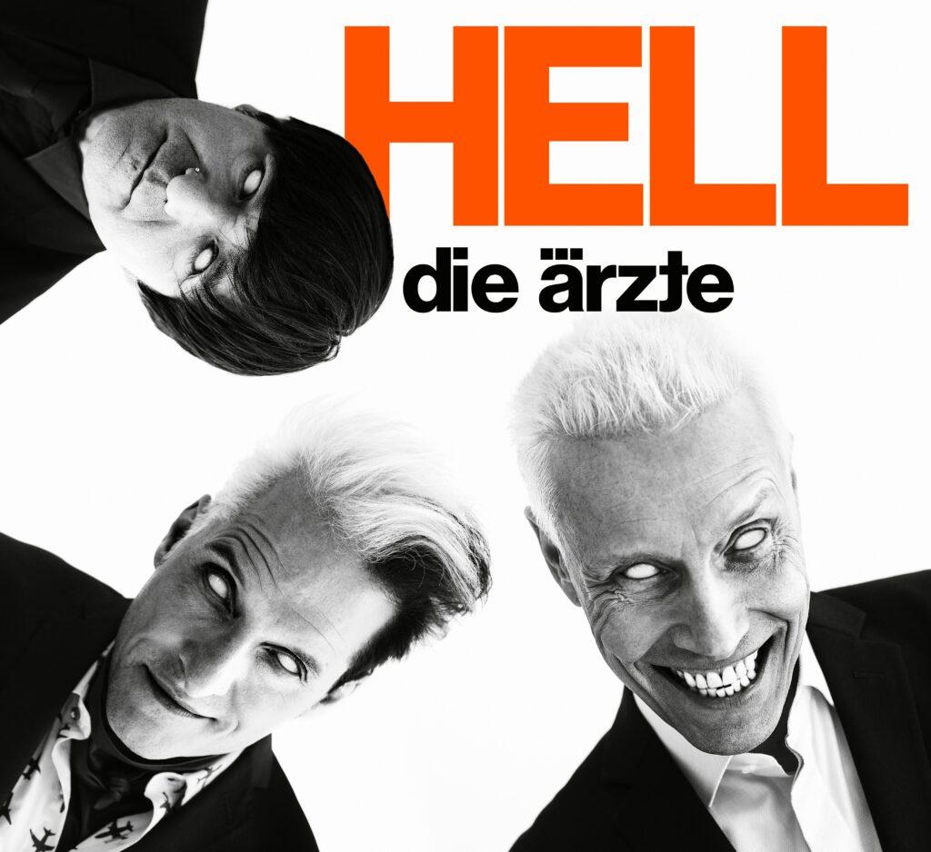 """die ärzte """"HELL"""" (Album 2020)"""