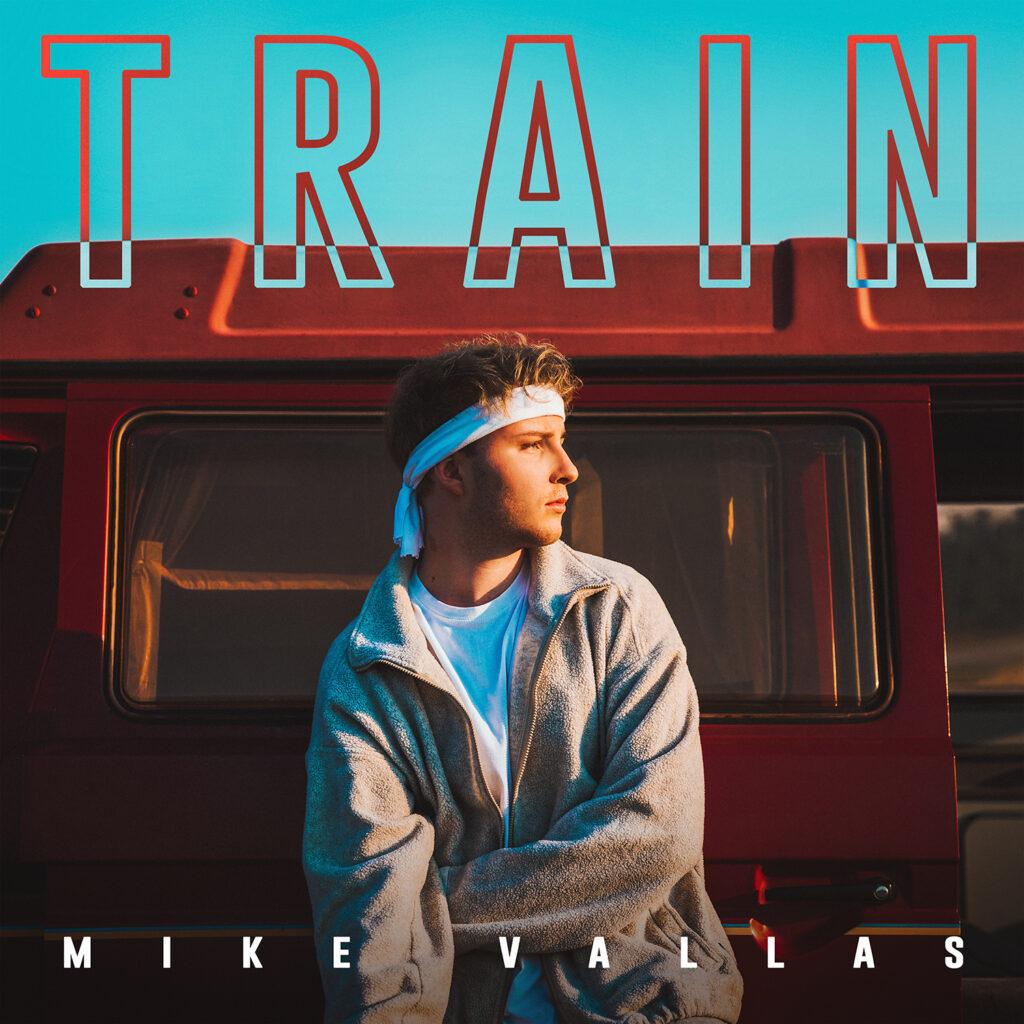 """Mike Vallas """"Train"""" (Single 2020)"""