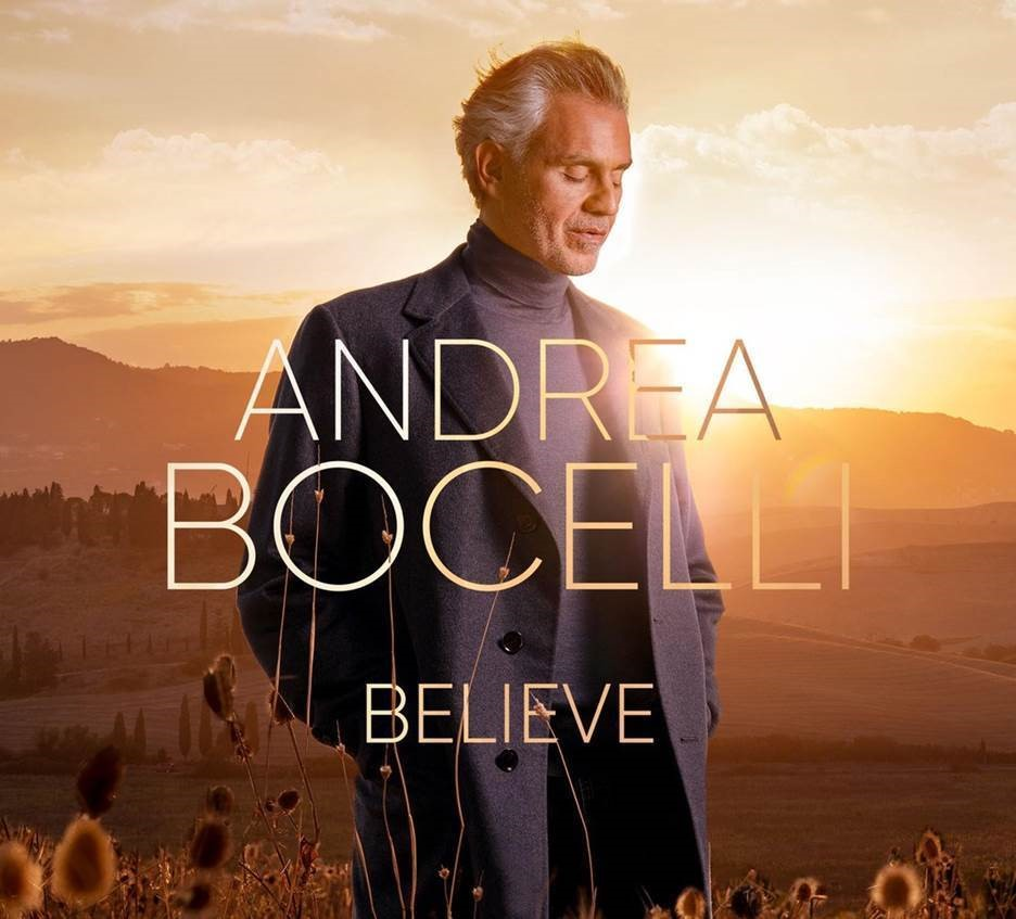 "Andrea Bocelli ""Believe"" (Album 2020)"