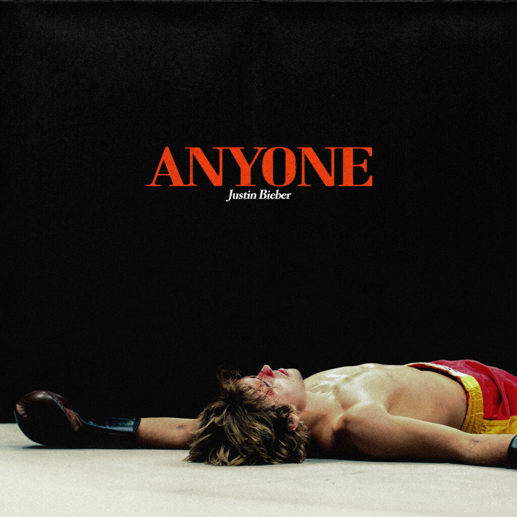 "Justin Bieber ""Anyone"" (Single 2021)"