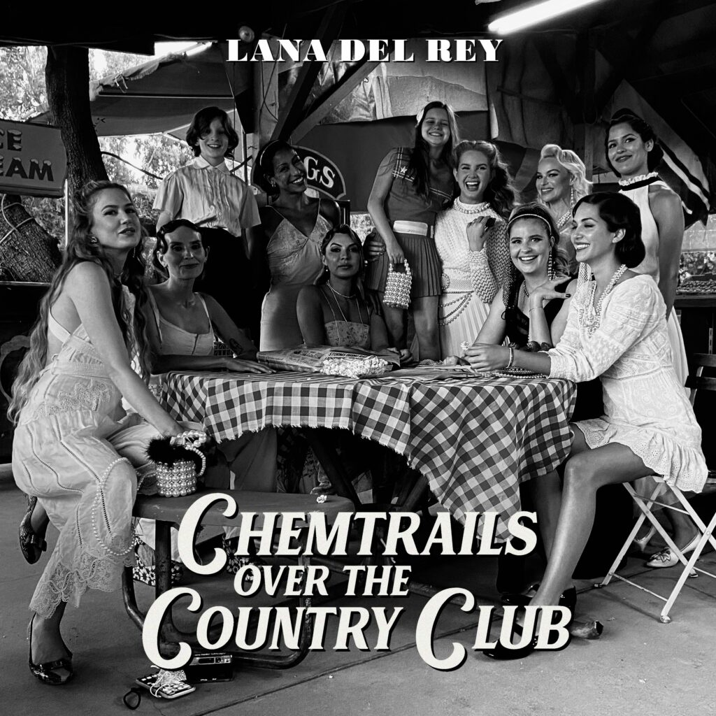 "Lana Del Rey ""Chemtrails Over The Country Club"" (Album 2021)"