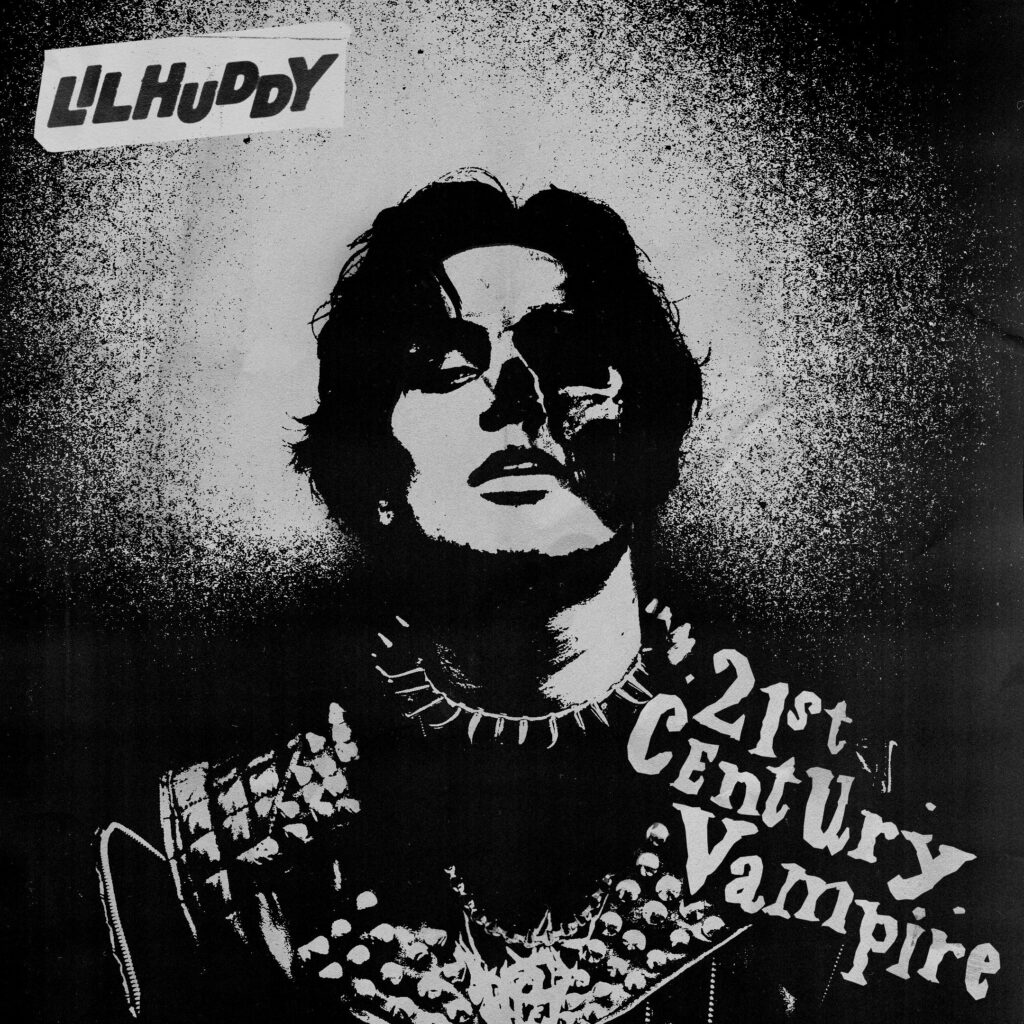 """LILHUDDY veröffentlicht Single """"21st Century Vampire"""""""