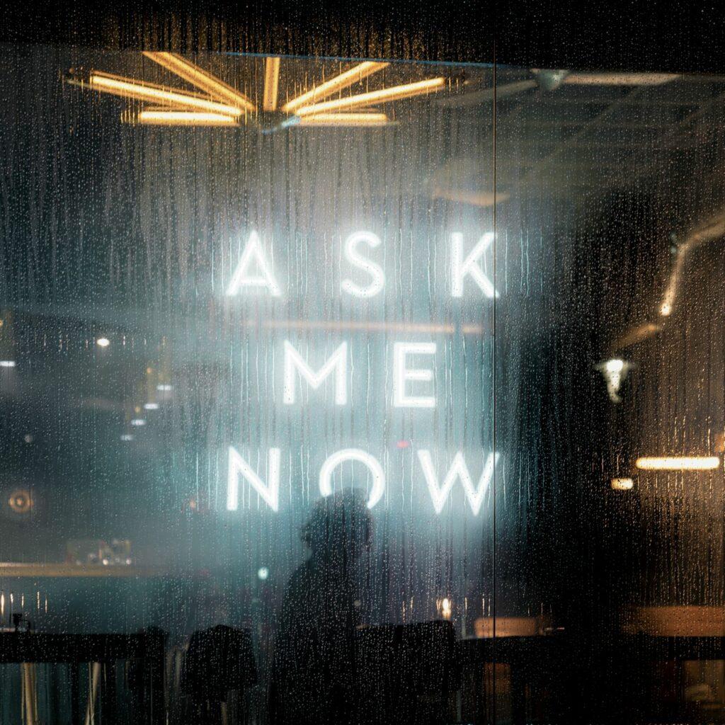 "Regener Pappik Busch kündigen ihr Album ""Ask Me Now"" an"