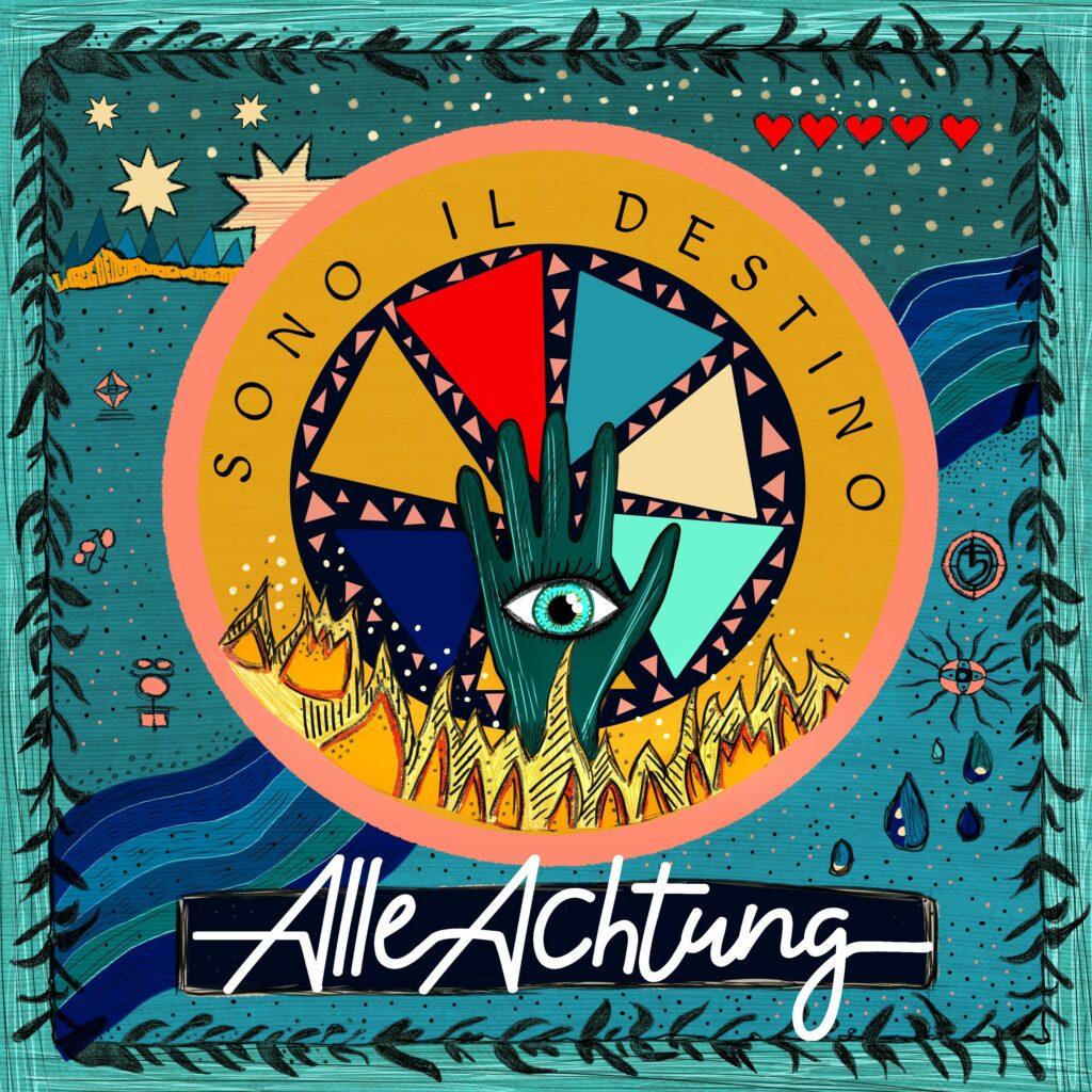 """Alle Achtung – Neue Single """"Sono Il Destino"""" und Platin für """"Marie"""""""