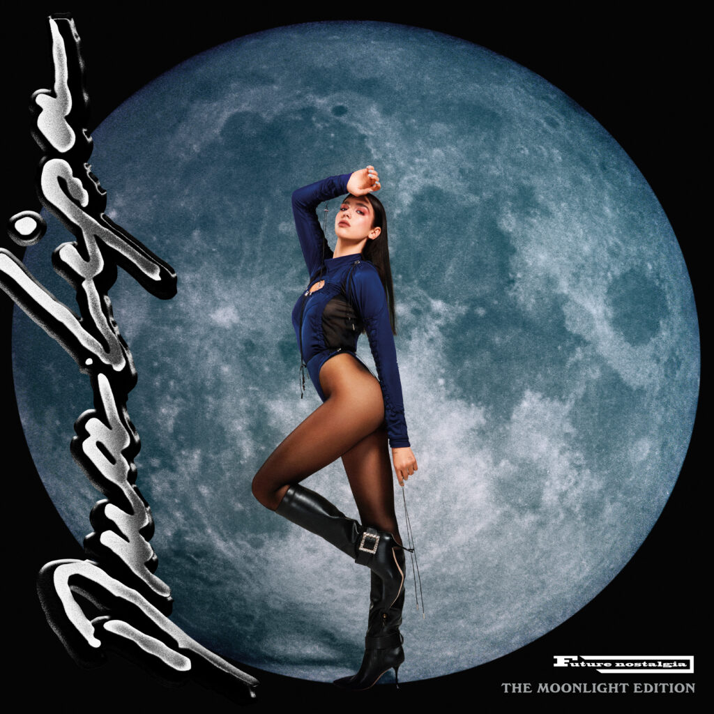 "Dua Lipa ""Future Nostalgia - The Moonlight Edition"" (2021)"