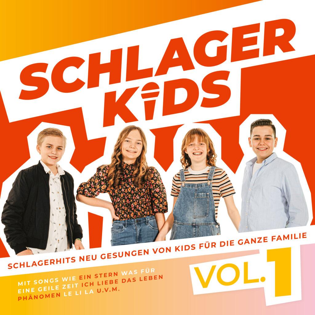 Schlagerkids – Vol. 1 – Musik für die ganze Familie!