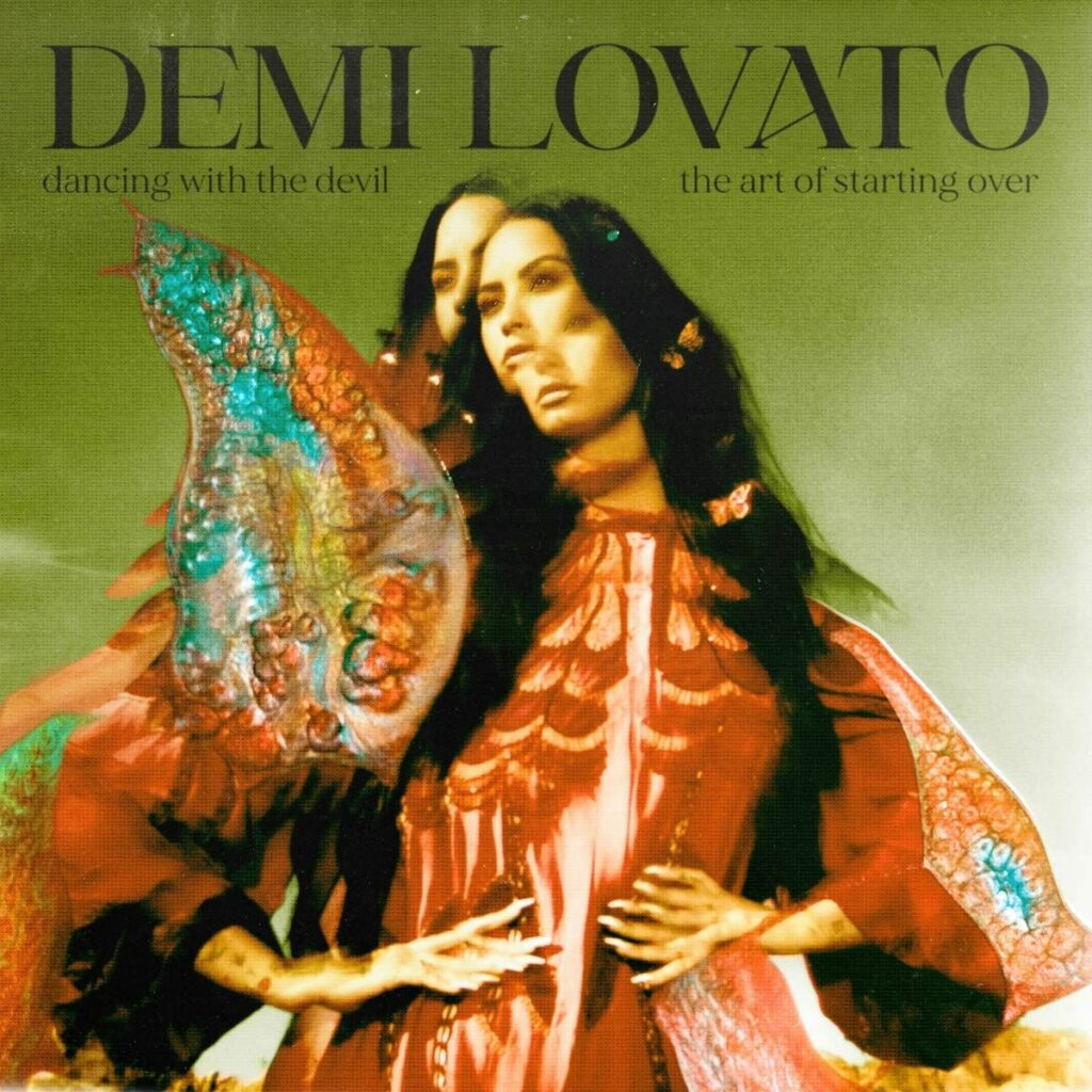 "Demi Lovato veröffentlicht ""Dancing With The Devil…The Art Of Starting Over"""