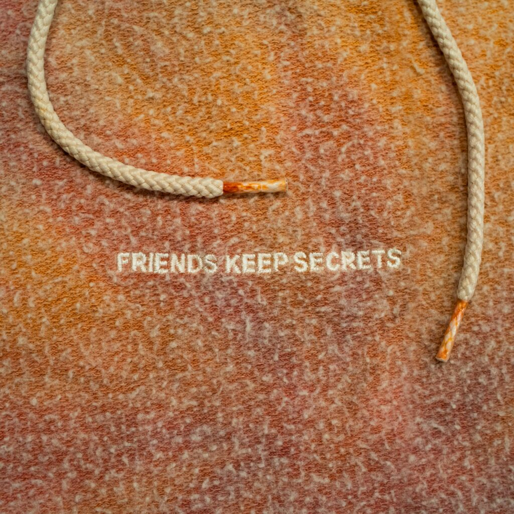 "benny blanco ""Friends Keep Secrets 2"""
