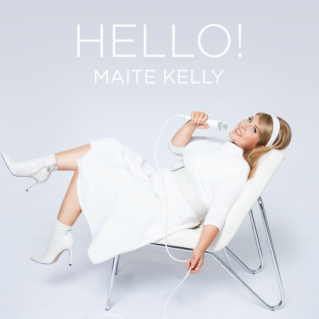 """Maite Kelly veröffentlicht ihr neues Album """"Hello!"""""""