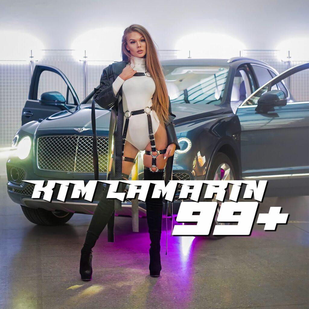 """KIM LAMARIN """"99+"""""""