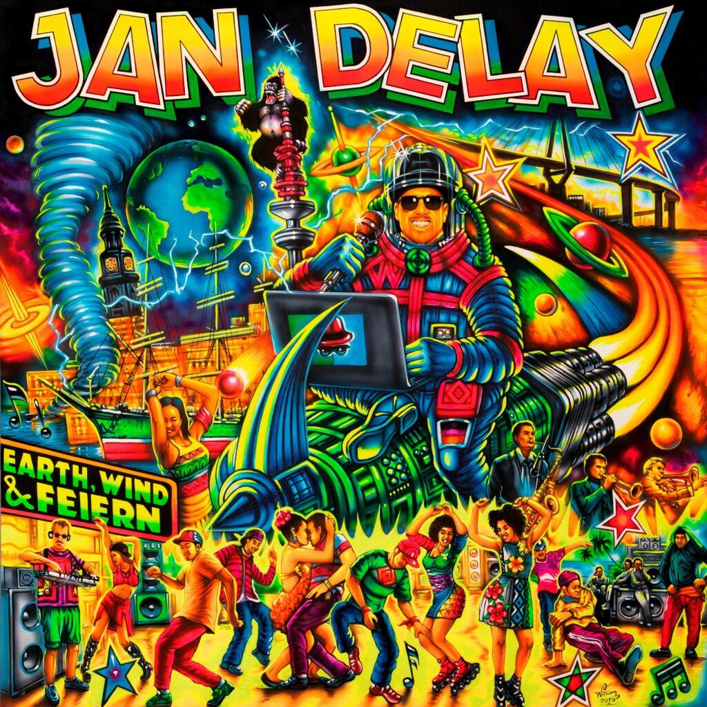 "Jan Delay ""Earth, Wind & Feiern"""