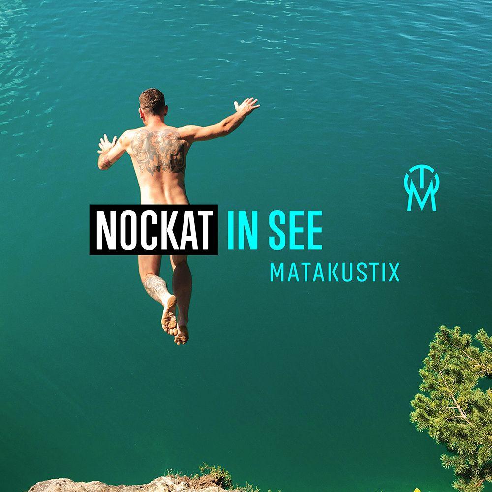 "Matakustix springen ""Nockat in See""!"