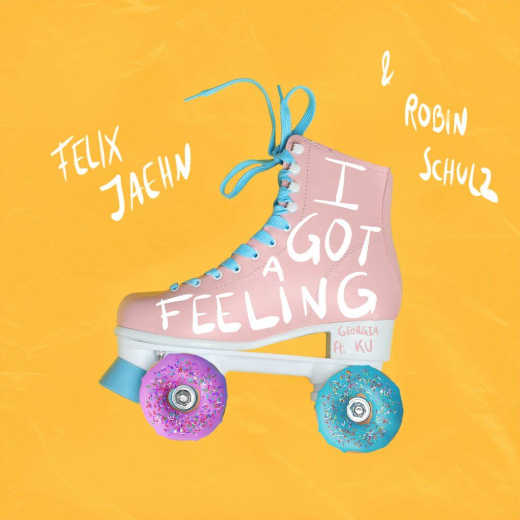 Felix Jaehn feat. Robin Schulz & Georgia Ku – I Got A Feeling