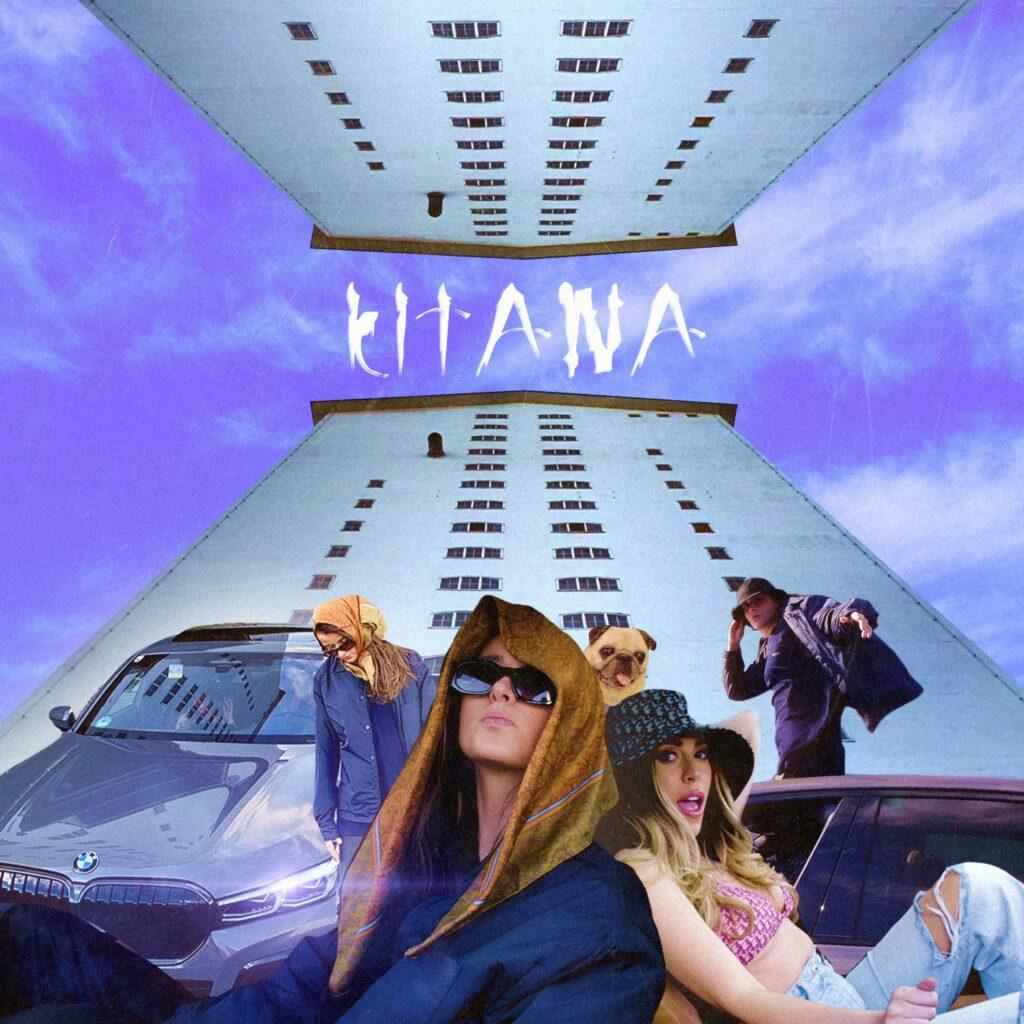 Kitana veröffentlicht selbstbetitelte Debüt Single