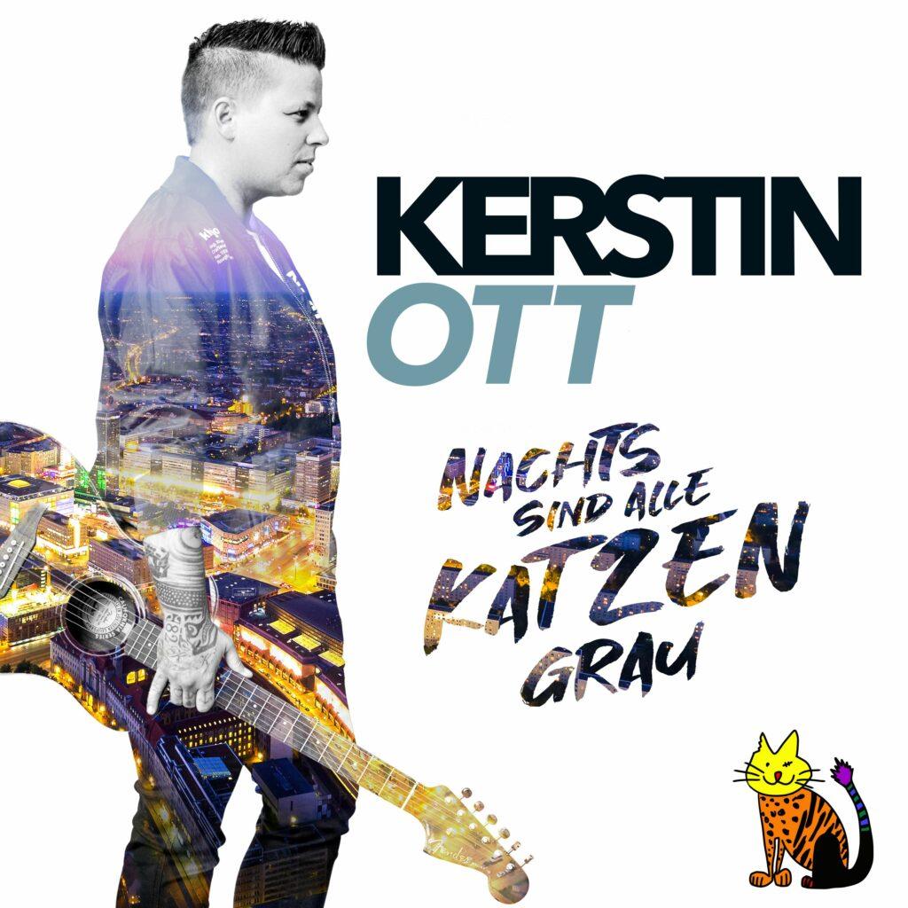 """Kerstin Ott veröffentlicht neue Single """"Nachts sind alle Katzen grau"""