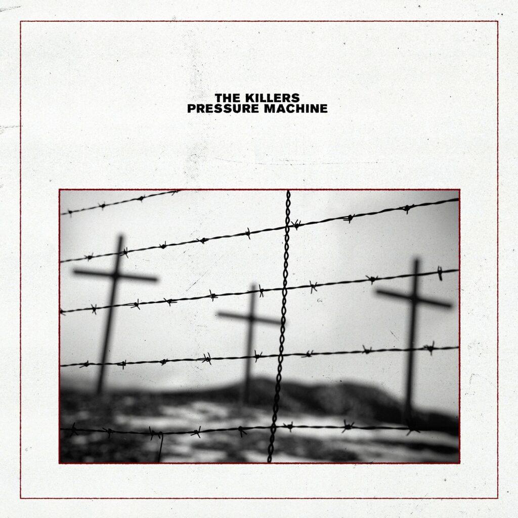 """The Killers veröffentlichen Album """"Pressure Machine"""""""