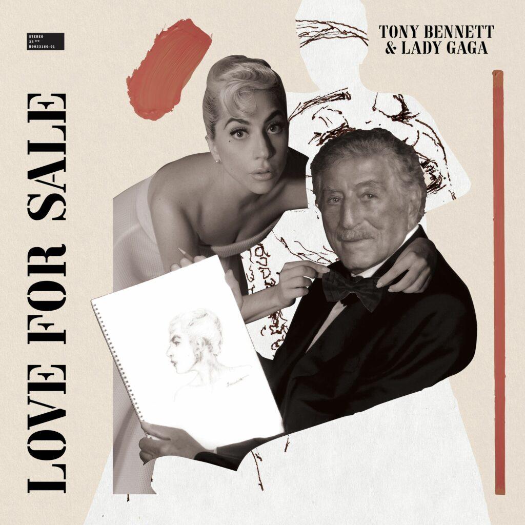"Tony Bennett & Lady Gaga kündigen Album ""Love For Sale"" an"