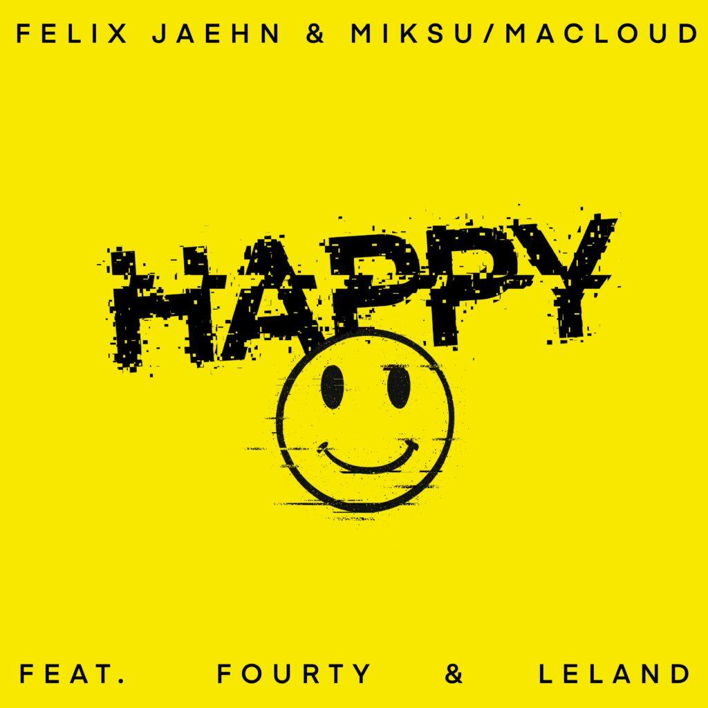 """Felix Jaehn veröffentlicht neue Single """"Happy"""" mit Miksu / Macloud"""