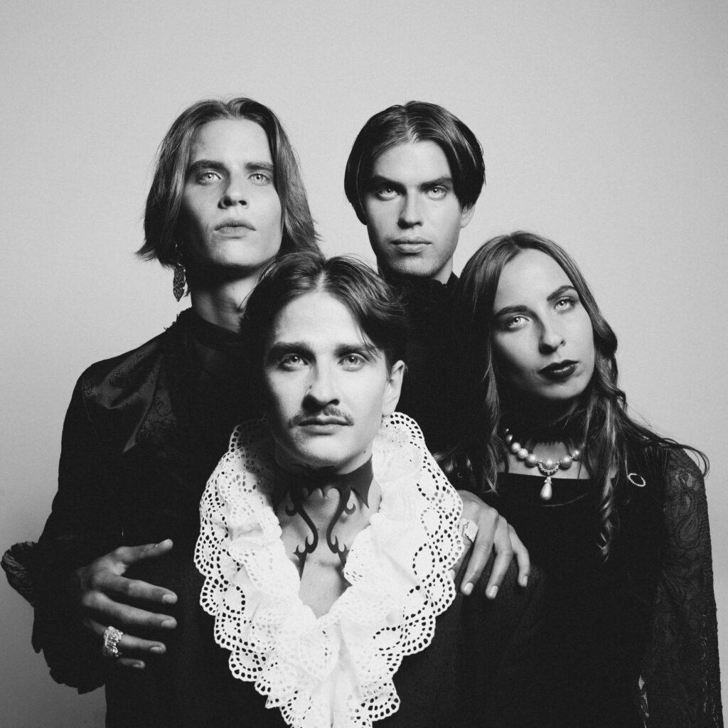 "Wallners veröffentlichen Single ""Dracula"" & Video"