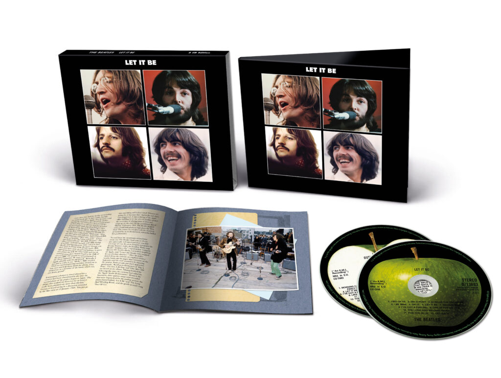 The Beatles – Let It Be (50th Anniversary)
