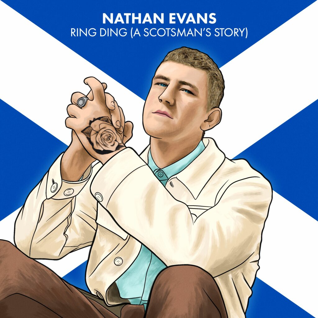 """Nathan Evans mit neuer Single """"Ring Ding (A Scotsman's Story)"""""""