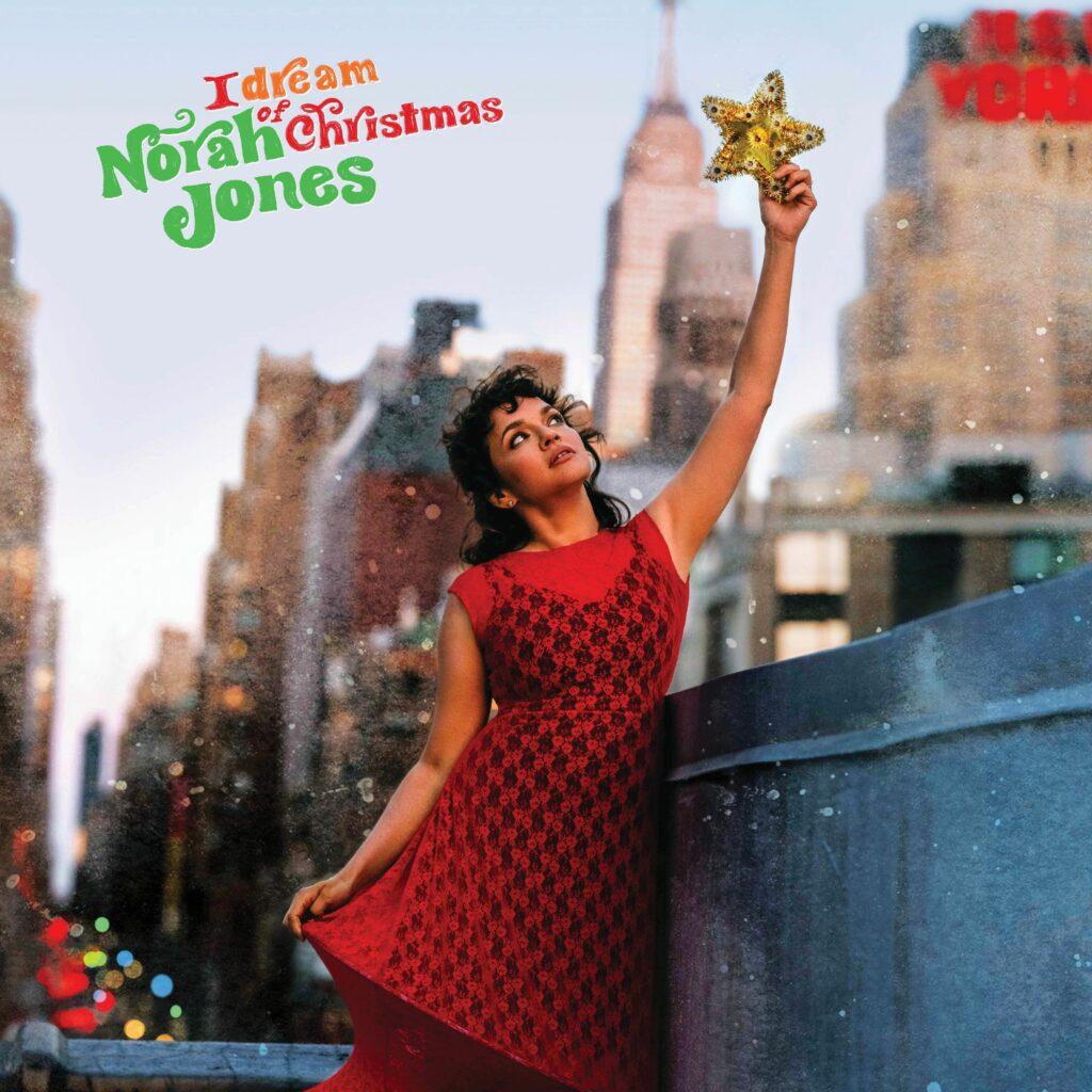 """Norah Jones """"I Dream Of Christmas"""" (Album 2021)"""